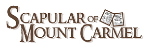 Scapular of Mount Carmel Logo